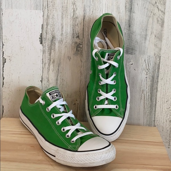 Converse Other - Converse | Green Chuck Taylors